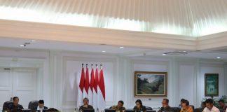 Jokowi Ingin Sektor Pertanian-Perikanan Jadi Motor Penggerak Ekonomi.
