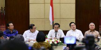 Presiden Jokowi Optimistis Konsep Ibu Kota Baru Akan Berhasil.