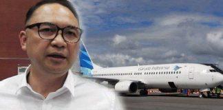 Akun Twitter @digeeembok Ungkap Pelecehan Seksual Pramugari Garuda.