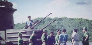 Ilustrasi Operasi Militer Trikora.