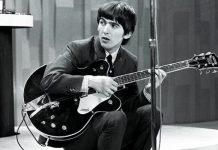 George Harrison, Gitaris The Beatles.