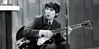 George Harrison, Gitaris The Beatles.