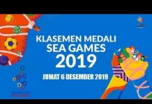 Klasemen Perolehan Medali SEA Games 2019.
