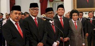 Dewan Pengawas KPK periode 2019-2023.