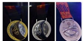Medali SEA Games 2019