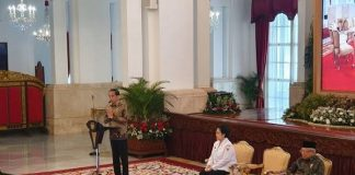 Presiden Jokowi Ingin Membumikan Pancasila Melalui Medsos.