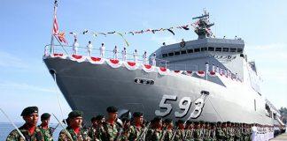 TNI AL Indonesia.