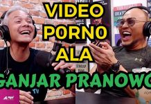 Ganjar Pranowo Akui Suka Nonton Video Porno.
