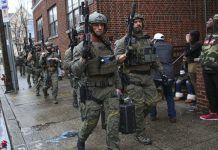 Baku Tembak di Amerika, Enam Orang Tewas Termasuk Polisi.