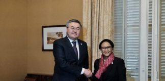 Indonesia-Kazakhstan Fokus Tingkatkan Kerja Sama Ekonomi.