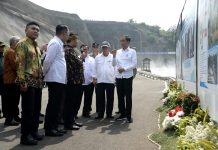 Presiden Jokowi Apresiasi Lelang Dini Proyek Infrastruktur Kementerian PUPR Tahun Anggaran 2020.