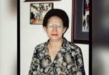 Sandiah atau lebih dikenal dengan nama Ibu Kasur.