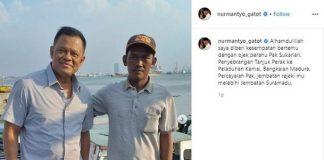 Jenderal TNI Purnawirawan Gatot Nurmantyo.
