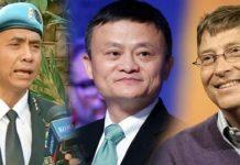 Rangga Sunda Empire Klaim Jack Ma dan Bill Gates Pembina Keuangan.