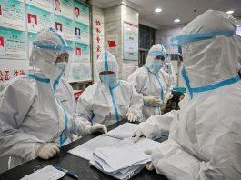 Virus Corona China: 5.974 Kasus 132 Orang Tewas.