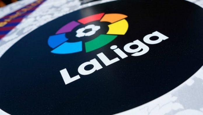 Klasemen La Liga Spanyol 2019-2020.