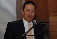 Direktur Utama PT Garuda Indonesia, Irfan Setiaputra.