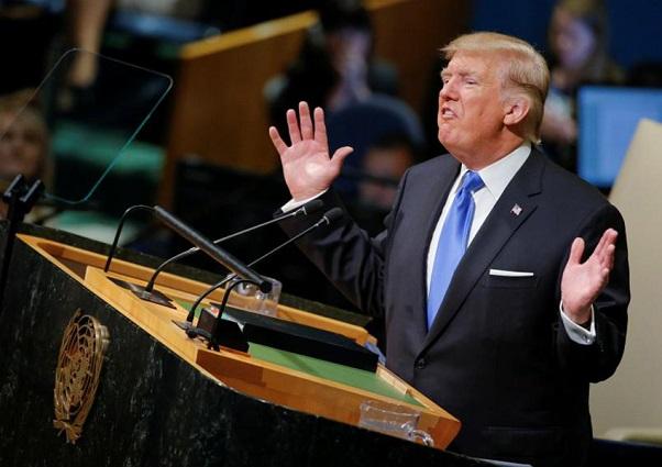 Presiden AS, Donald Trump.
