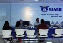 PT Asuransi Sosial Angkatan Bersenjata Republik Indonesia (Asabri).