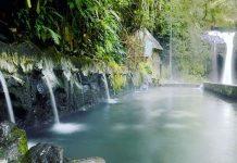 Taman Wisata Air Panas Guci Tegal.