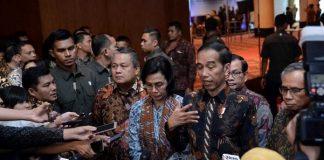Presiden Jokowi Tegaskan Pemindahan Ibu Kota Juga Berarti Membangun Kepercayaan.