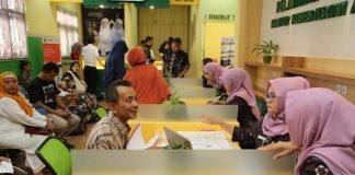 Kemenag Resmikan Empat Pusat Layanan Haji dan Umrah di Jatim.