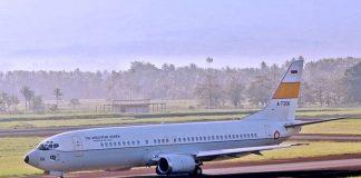 TNI AU Siapkan Tiga Pesawat Untuk Evakuasi WNI di China.