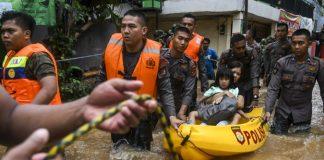 Banjir di Jabodetabek dan Banten 66 Orang Tewas.