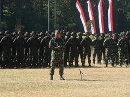 Akademi Militer Lembah Tidar Magelang.
