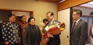 Megawati Bakal Terima Gelar Dr HC dari Universitas Soka di Jepang.
