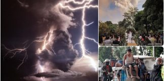 Letusan Gunung Taal Lumpuhkan Ibu Kota Filipina.