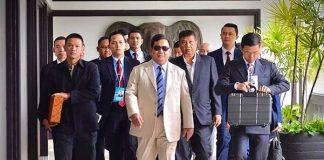 Menteri PertahananPrabowo Subianto.