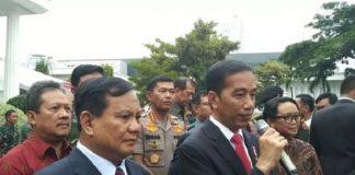 Jokowi Yakin Prabowo Mampu Kelola Anggaran Kemhan Rp127 Triliun.
