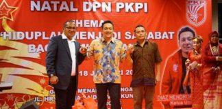 Mantan Preman John Kei Jadi Kader Baru PKPI.