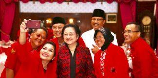Megawati Ultah ke-73, Kader PDIP Beri Kado Istimewa.