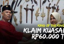 Kerajaan Baru King of The King, Klaim Kuasai Rp60.000 T.