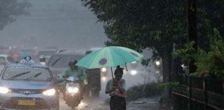BMKG memprediksi sejumlah wilayah di Indonesia bakal dilanda hujan lebat dalam sepekan ke depan, 17 hingga 23 Januari 2020.