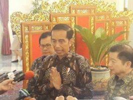 Presiden Jokowi Minta Masyarakat Waspada Soal Virus Korona.