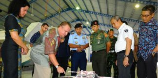 Rusia telah memesan tank boat Antasena buatan PT Lundin Banyuwangi, Jawa Timur.