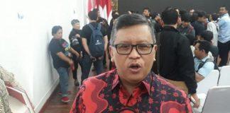 Sekretaris Jenderal Partai Demokrasi Indonesia Perjuangan (PDIP), Hasto Kristiyanto.