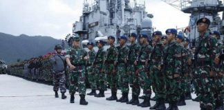 DPR Dukung Rencana Pembangunan Pangkalan Militer di Natuna.