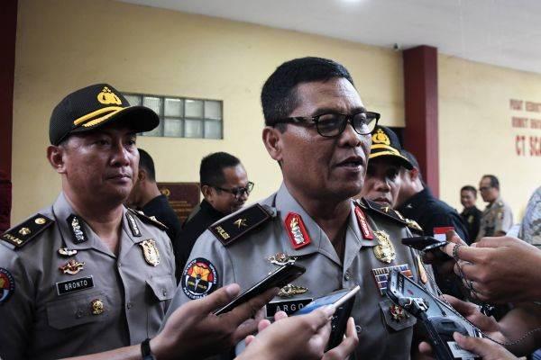 Kepala Biro Penerangan Masyarakat Divisi Humas Polri, Brigjen Pol Argo Yuwono.
