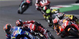 Suzuki Catat Rekor Tercepat di Tes Pramusim MotoGP.