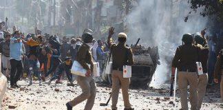 Konflik Hindu-Muslim India Korban Tewas Bertambah Jadi 38 Orang.