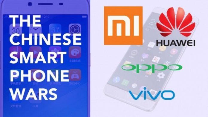 Smartphone China Bersatu Menantang Google Play Store.
