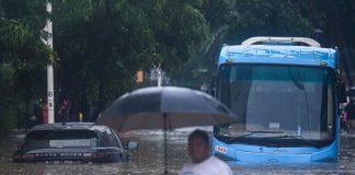 Banjir Jakarta, Sistem Ganjil-Genap Ditiadakan.