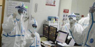 Virus Corona China: 1.011 Orang Meninggal, 42.760 Kasus.