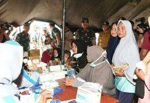 Presiden Jokowi Pastikan WNI di Natuna Sehat dan Siap Kembali ke Keluarga.