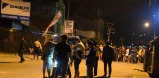 Bentrokan Antar Kelompok Pemuda di Baubau, Brimob-TNI Diterjunkan.
