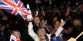Inggris Resmi Keluar dari UE.